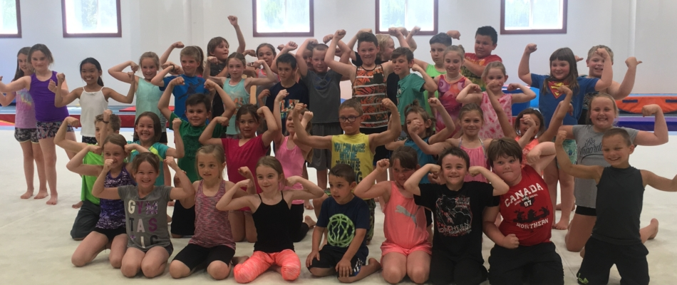 We had a great time at the Pine Valley Gym Centre