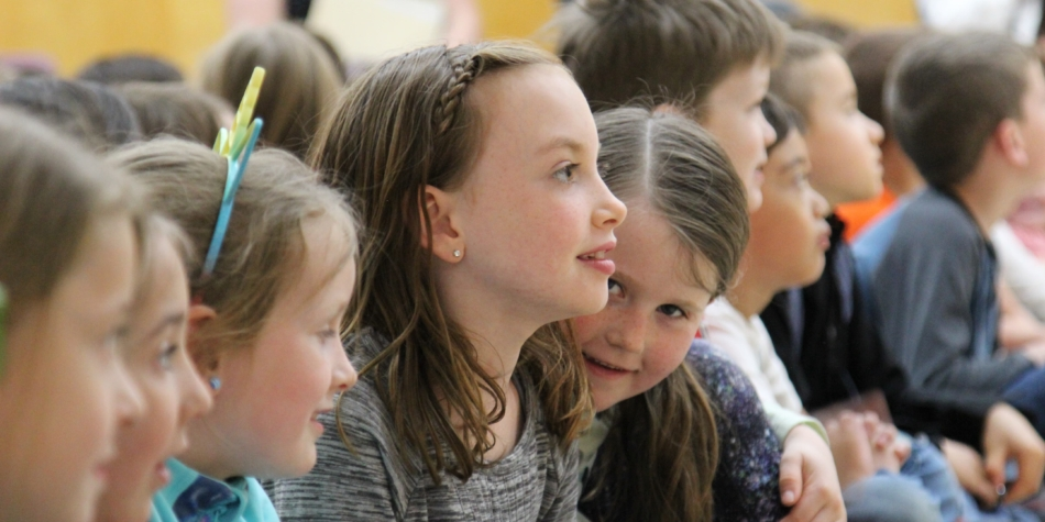 Busby School - Achieving Excellence - Child by Child - Day by Day