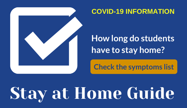 Stay at Home Guide – Illness